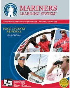 Deck License Renewal - Online Course and Exam