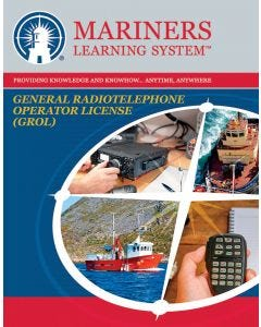 FCC GROL – General Radiotelephone Operator License (PG) – Elements 1 and 3 Online Exam