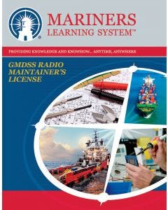 FCC GMDSS – Radio Maintainers License (DM) – Elements 1, 3, and 8 Online Exam