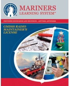 GMDSS – Radio Maintainers License (DM)