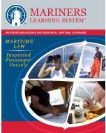 Maritime Law - Inspected Passenger Vessels