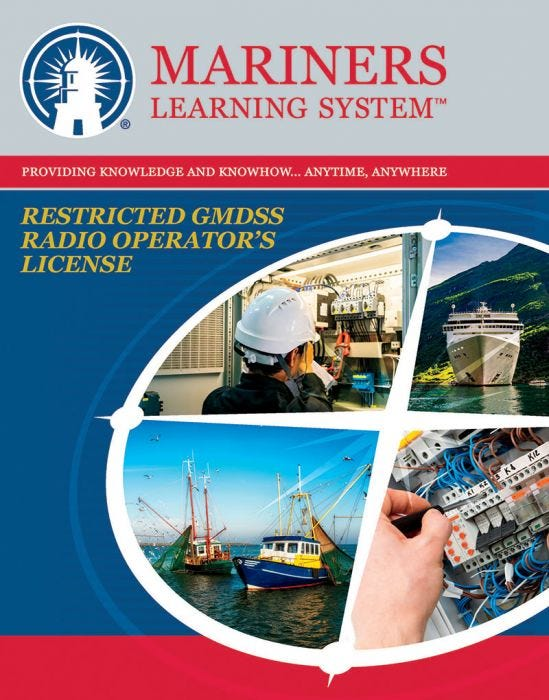 FCC Restricted GMDSS Radio Operator's License (Element 7R) Study Guide
