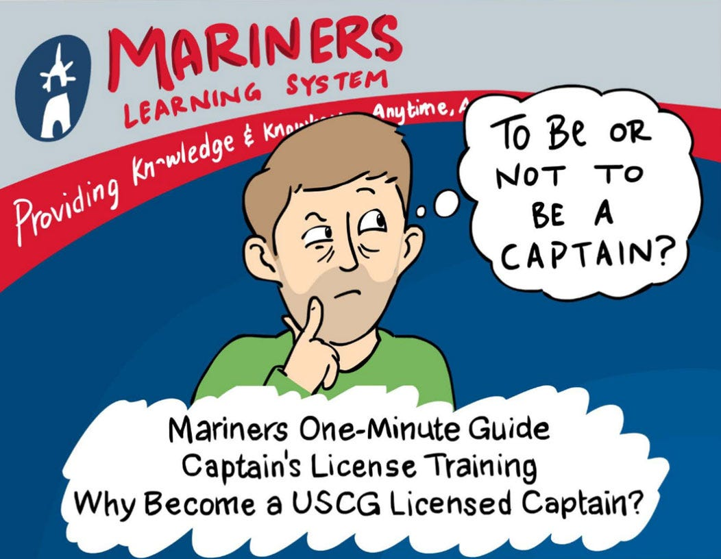 Infographic: Why Boaters Go for a USCG License