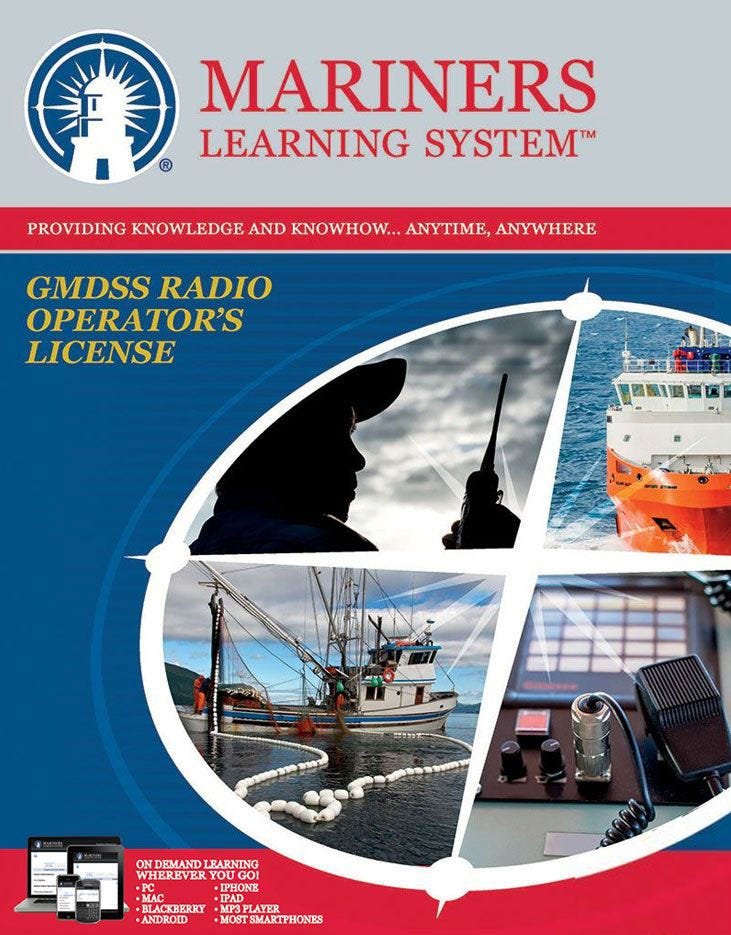 GMDSS Radio Operator's – DO (Elements 1, 7) Practice Test Book