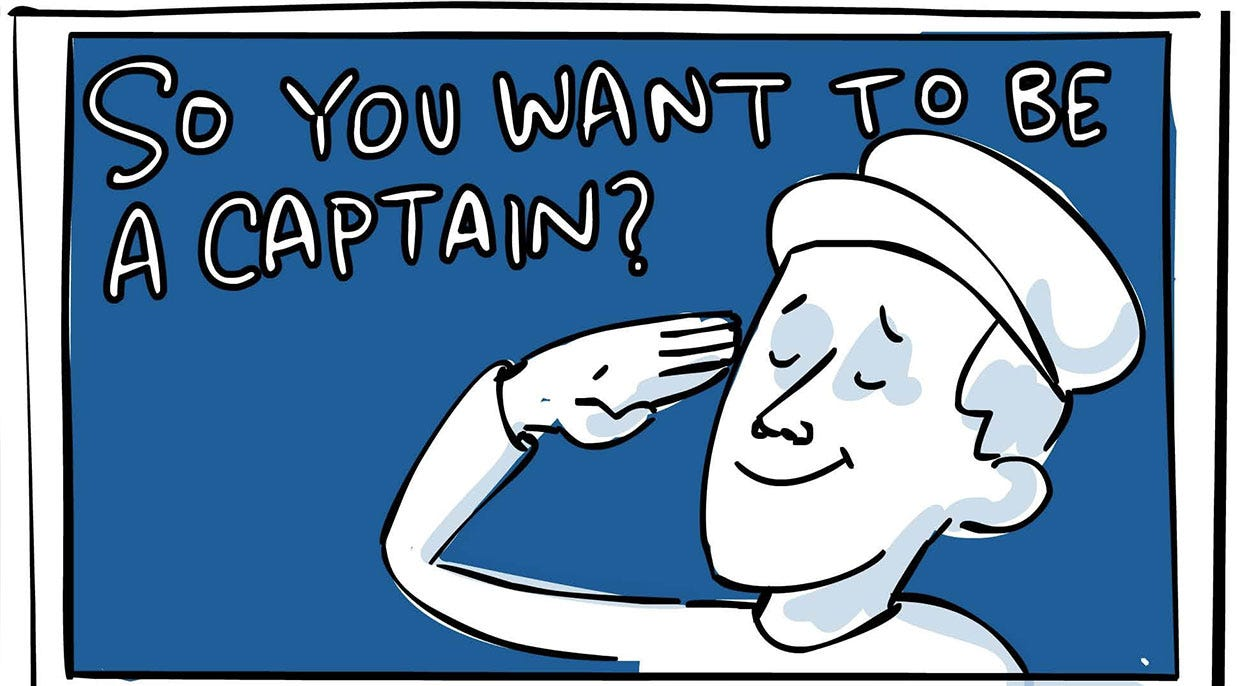 Infographic: One-Minute Guide to Captain in a Box